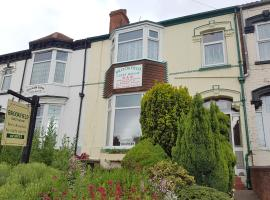 Brookfield Guesthouse, Cleethorpes