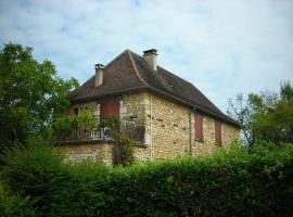 Hôtel Chastrusse, Nadaillac-de-Rouge
