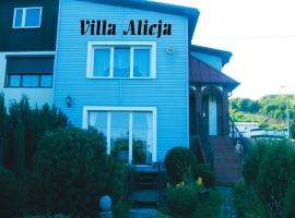 Villa Alicja, Gdańsk