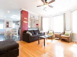 3 Bedroom Apartment on Quiet Somerville Street, Somerville