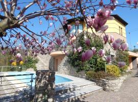 B&B Villa Mirtilla, Gromlongo