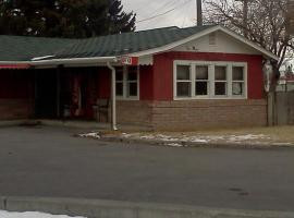 Budget Host Parkway Motel, Livingston