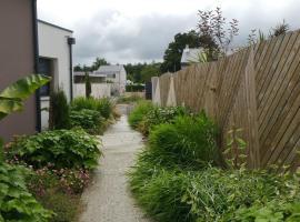Côté Jardin - les Gîtes de la Charmelière, Carquefou