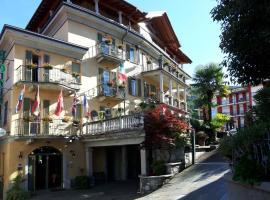 Hotel Azalea, Бавено