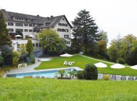 See- und Seminarhotel FloraAlpina, Vitznau