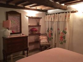 Casa Genoveffa, Seggiano