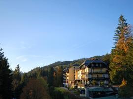 Alpenhotel Gösing, Gösing an der Mariazeller Bahn
