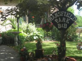 Mansfield Park B&B, Mulmur