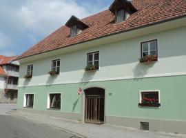 Privatzimmer Hubertushof Teufenbach, Teufenbach