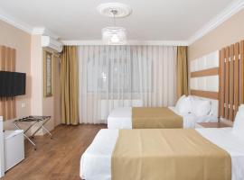 Doppio Hotel, Istanbul