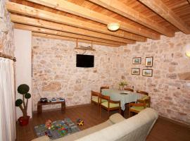 Dalmatian Stone House, Zaboric