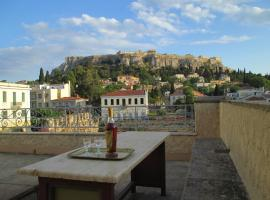 Best View Athens Apartment, Athens