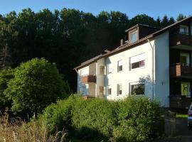 Rhön Bergblick Ferienwohnung Tann, Tann
