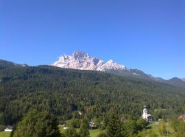 Casa Stella Alpina, Vodo Cadore