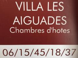 Chambre d'hôtes - Villa Les Aiguades, Fort-Mahon-Plage