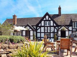 White Lion Hotel, Crewe