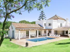 Villa Damiel, プエブロ・ヌエボ・デ・グアディアロ