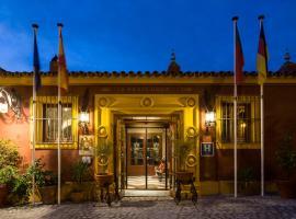 Hotel Huerta Honda, Zafra