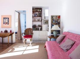 Romantic & Bohemian flat central Paris, Pariis