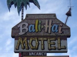Bali Hai Motel, Yakima