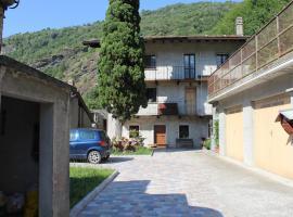 Appartamento da Claudio, Montjovet