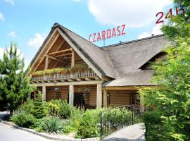 Hotel Czardasz, Koziegłowy