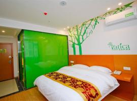 Vatica Tianjin JingHai Bus Station Home World Plaza Hotel, Jinghai