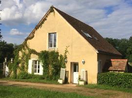 Maison du Jardin, Courcelles-la-Forêt