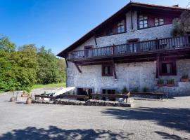 Hotel Antsotegi, Etxebarria