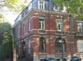 La Maison Barbieux, Roubaix