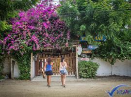 Hostal Viejamar, Puerto López