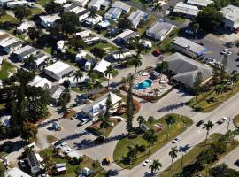 Fort Myers Beach Resort Two-Bedroom Park Model 3