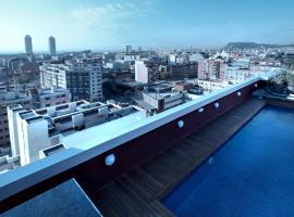 Residencia Melon District Marina, Barcelona