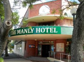 Manly Hotel, Manly