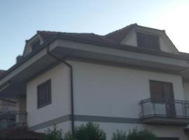 La Maison Blanche, Borghesiana