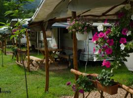 "Camping ""La Rulote"", Şuncuiuş"
