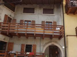 Appartamento Verde, Stravino