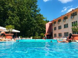 Druzhba Hotel, Haskovo