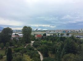 Raisa Apartments, Verkhneimeretinskaya Bukhta