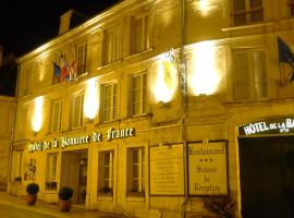 Hôtel De La Banniere De France, 랑
