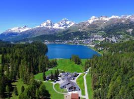 , St. Moritz