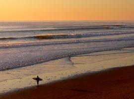 Surf Maroc's Auberge, Taghazout