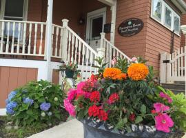 Harrington House Bed & Breakfast, Winthrop