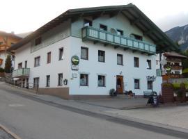 Gästehaus Baldauf, Berwang