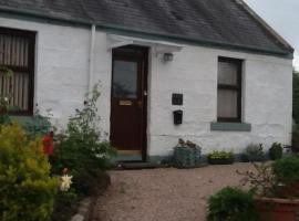 West End Cottage, Falkland