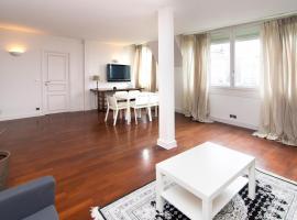Spacious Matignon Apartment