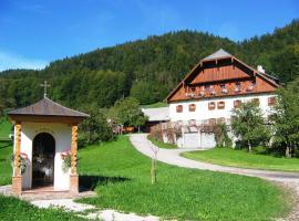 Russbachbauer, St. Wolfgang
