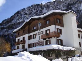 Hotel Edelweiss, Pré-Saint-Didier