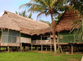 Red Uakari Lodge, Santo Toribio