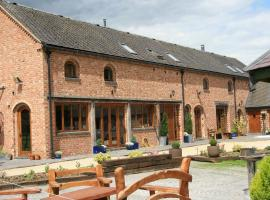 Hungry Bentley Barn bed and breakfast, Ashbourne